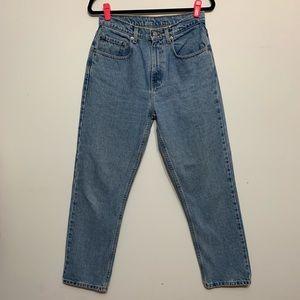 Vintage Polo Ralph Lauren High-Rise Mom Jeans